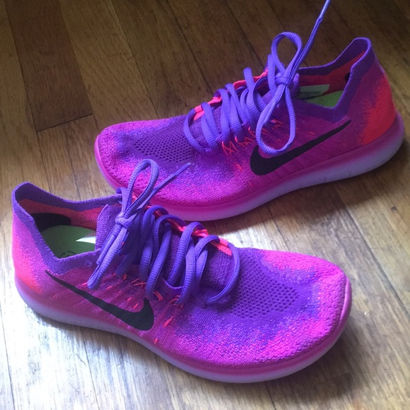 Nike Shoes | Nike Bright Purple And
